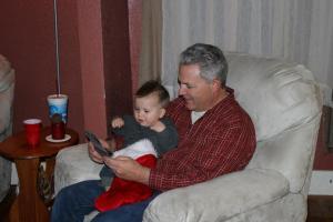 Talking w/ Grandpa